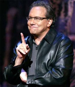Lewis Black, comedian and playwright