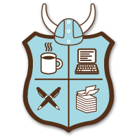 The NaNoWriMo Crest